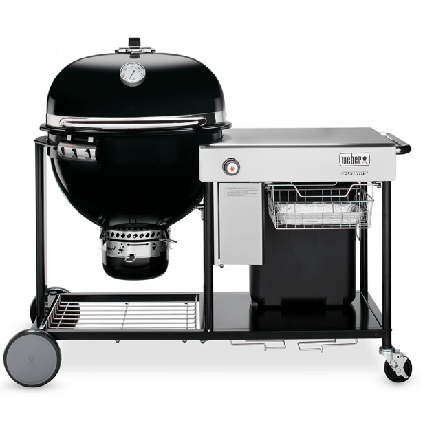 Gril Weber Summit Charcoal