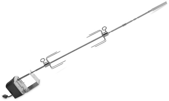 Otáčecí špíz Weber - Genesis II (2 a 3 hořáky) a Genesis 300