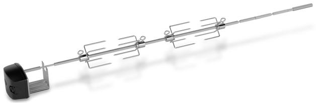 Otáčecí špíz Weber - Genesis II (4 a 6 hořáků)