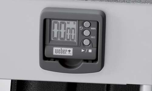 Digitální časovač pro gril Weber Performer Deluxe